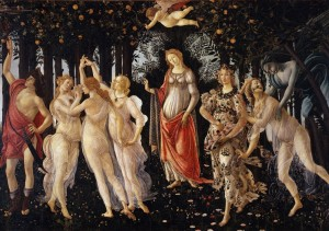 Printemps Botticelli