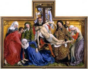 descente de la croix Rogier van der Weyden