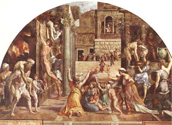 Incendie du Bourg Raphael