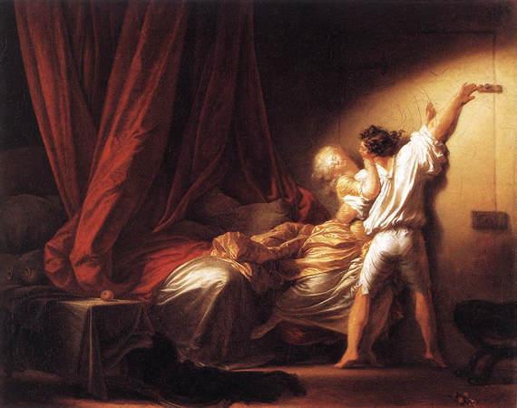 Le Verrou Fragonard