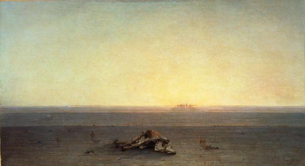 Le désert, Guillaumet