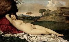 Vénus endormie, Giorgione