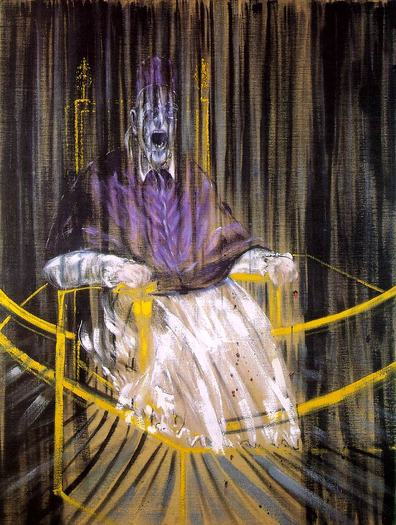 Pape Innocent X Francis Bacon