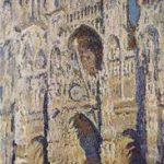 Cathédrale de Rouen 3, Monet