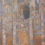 Cathédrale de Rouen 4, Monet
