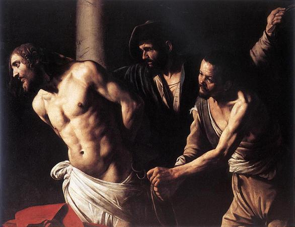 Le Christ à la colonne, Caravage