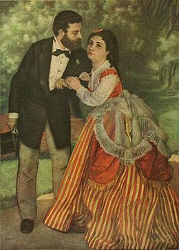 Les fiancés, Renoir