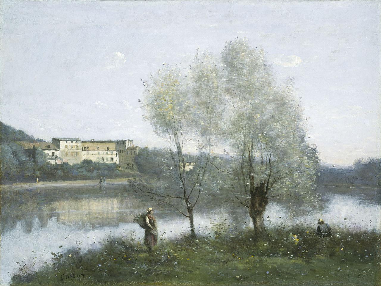 Ville d'Avray, Corot