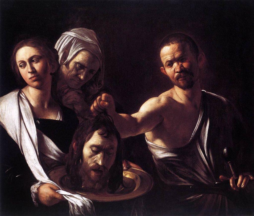 Salomé avec la tête de saint Jean Baptiste