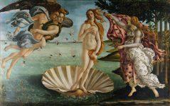 Naissance de Vénus, Botticelli