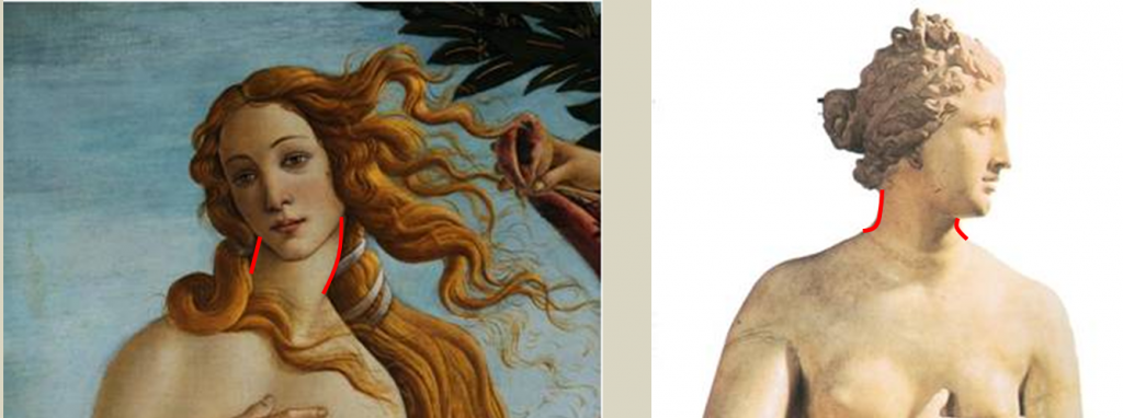 naissance de Vénus Botticelli