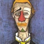 Bernard Buffet, Les Clowns