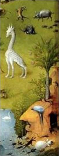 jardin des délices arbre de la connaissance du bien et du mal