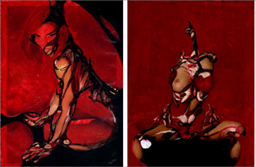 artiste krisskolb femme