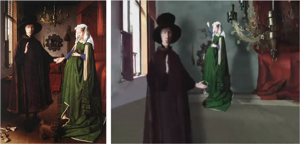 desperate housewives Les époux Arnolfini Jean Van Eyck