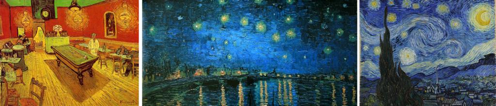 Analyse du tableau la nuit toil e de van gogh - Analyse du tableau la chambre de van gogh ...