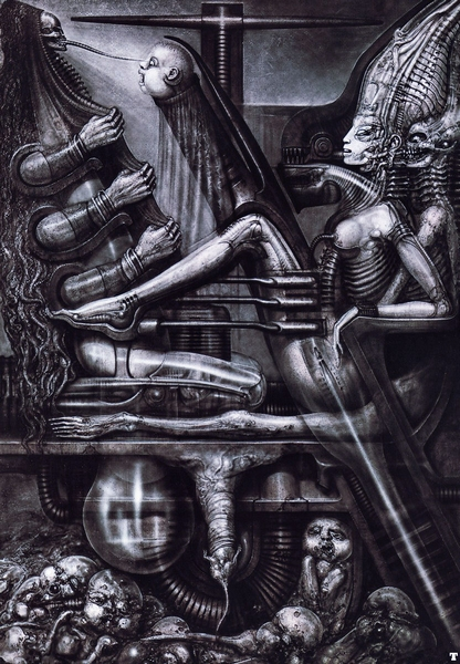 giger analyse deathbirth machine III