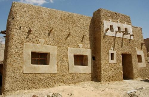 maison située à Lagash, au sud de l'Irak