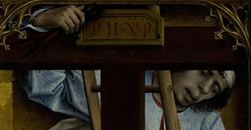 Descente de Croix Rogier van der Weyden clou