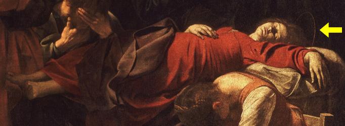 La Mort de la Vierge Auréole