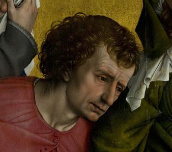 Descente de Croix Rogier van der Weyden Jean