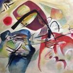 L'Arc noir, Kandinsky