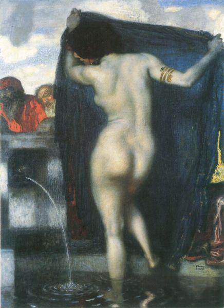 Vice caché dans la peinture