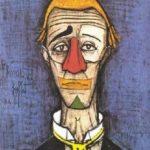 Bernard Buffet, Les Clowns