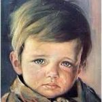 Le Garçon qui Pleure : quand le mythe transcende la peinture