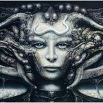 HR Giger – l'analyse de ses peintures