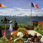 Analyse de Terrasse à Sainte Adresse de Monet